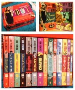 My 007 box-set collection