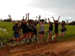 ATV tour jumping