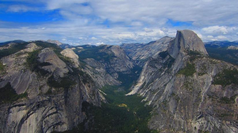 Yosemite National Park Half Dome Yosemite